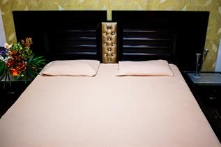 Single Jersey Knitted Bed Sheet