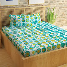 Bed Sheet with Pillow Cover