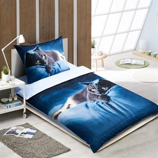 3D Microfiber Bedding Set