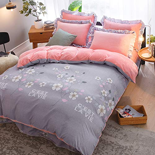 Korean Style Bed Sheets