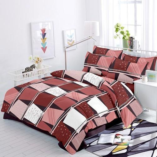 Bed Sheets with 2 Pillow Covers