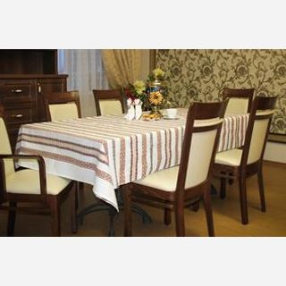 Flax Table Cover
