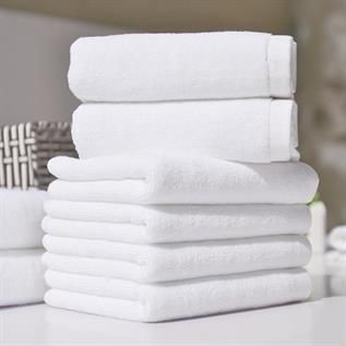 Pure Cotton Bath Towels