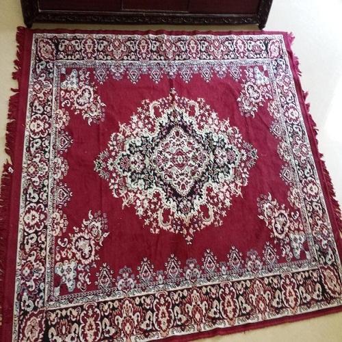 Prayer Velvet Carpet