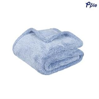 Navy Frosted Ultra Soft Plush Throw Blankets