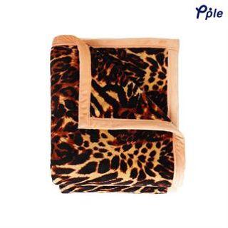 Tiger Ultra Soft Plush Mink Blanket