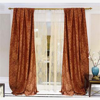 European Jacquard Curtain