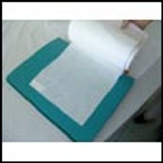 Stitch bonded nonwoven fabric