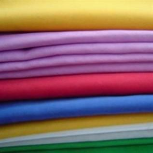 300 GSM, 60% Cotton / 40% Polyester, Dyed, Satin