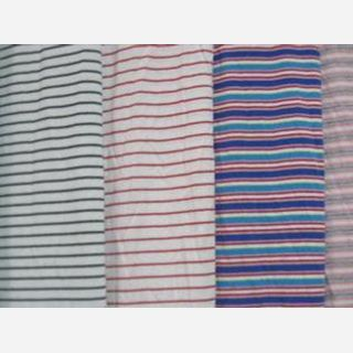 190-220 gsm, 100% Cotton , Dyed, Weft Knit