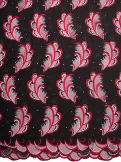 110 GSM, 100% Cotton Swiss , Greige & Dyed, Satin
