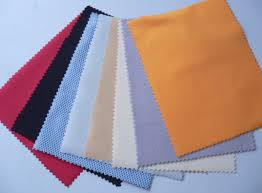 Various , Polyester / Cotton / Silk, Greige / Dyed, Twill / Plain