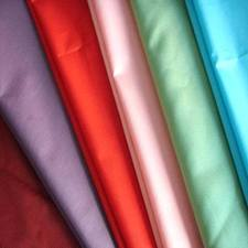 90 - 250 GSM, 100% Polyester, Greige 2%, Rest are Printed &, Dyed & Yarn Dyed, Satin, Strip Satin 1/1 & Percale