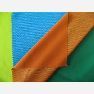 200 GSM, Polyester, Dyed, Weft Knit