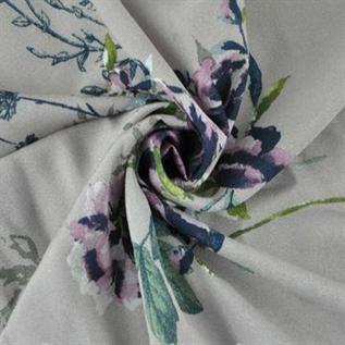 80-90 gsm, 100% Polyester Printed Challis , Dyed, Plain