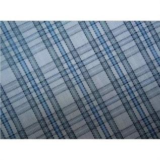 345 GSM, 60% Cotton / 40% Polyester, Dyed, Oxford, Chambray
