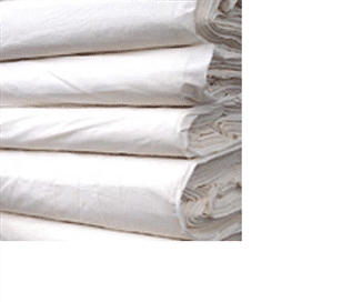 94 gsm per meter, Cotton combed yarn, Greige, Plain