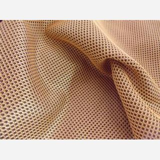 34 GSM / 36 GSM, 100% Polyester, Dyed, Weft Knit