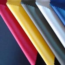 95g/m, Polyester Taffeta, Greige / Dyed, 190t Rib_Stop 3*3