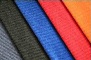 300-360 gsm, 100% Cotton, Dyed, Plain