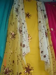 Dress materials fabric