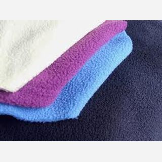 Less than or equal to 400 GSM, 100% Polyester, Dyed, Weft Knit/Warp Knit