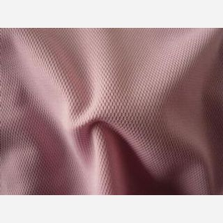 200 GSM, 100% Polyester, Dyed, Weft Knit