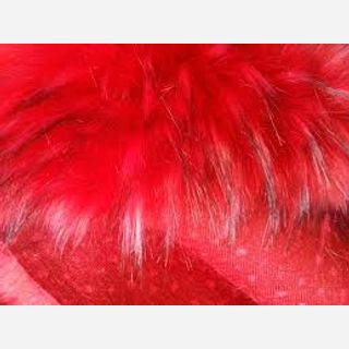 100-450, 100% Fur, Dyed, Weft knit
