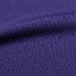 100 - 110, 100% Polyester, Dyed,  Weft Knit
