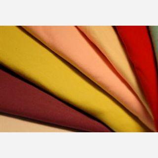 130-160 Gsm, 60% Cotton / 40% Polyester, Dyed, Circular Knit