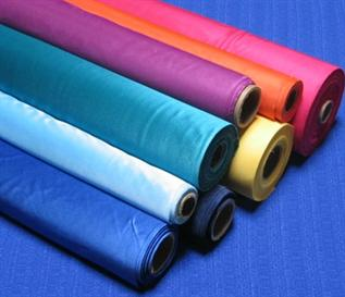 180-200 GSM, 100% Polyester, Dyed, Plain