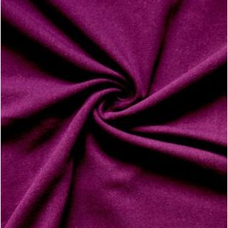 100 - 200 GSM, 95% Cotton / 5% Spandex, Dyed, Weft Knitted