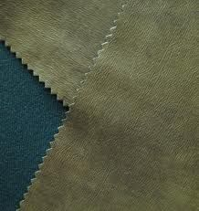 105-150 gsm, 100% Polyester Suede, Dyed, Plain