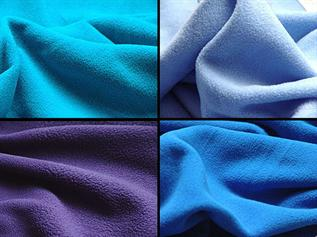 290 GSM, Polyester, Dyed & Greige, Warp Knitted