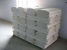 250 gsm, 100% Cotton, Greige, Plain