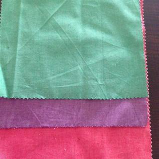 120 GSM, 100% Cotton, Yarn dyed, Plain