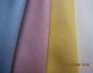 100-120 gsm, 65% Cotton / 35% Polyester, Yarn dyed, Oxford