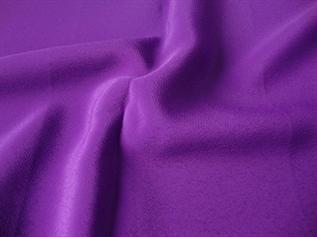 110 GSM, 50% Silk / 50% Polyester, 60% Silk / 40% Polyester, Dyed, Plain