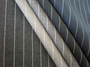 300-400 gsm, 100% Polyester & 65% Polyester / 35% Viscose , Dyed, Plain, Twill, Dobby, Jacquard
