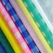 190-220 gsm, 30% Viscose / 70% Polyester , Needle Punch, For cleaning purpose