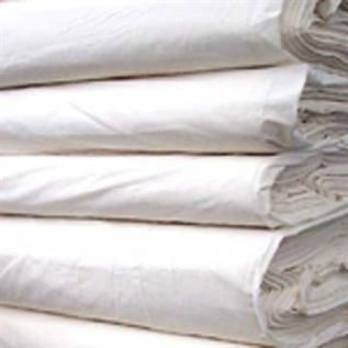 120 gsm, 65% Polyester / 35% Cotton Woven , Greige, Plain