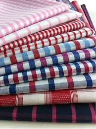 100+ gsm, 100% Cotton Woven, Yarn Dyed & Fabric Dyed, Plain, Satin, Twill, Dobby