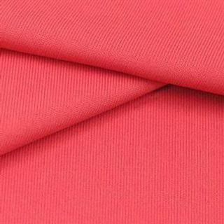 180 gsm, 96% Cotton Jersey / 4% Spandex, Dyed, Warp Knit