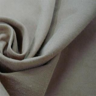 120 - 150 GSM, 50% Cotton / 30% Nylon / 20% Spandex, Dyed, Plain