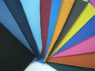 300-450 GSM, 100% Polyester, Dyed, Plain
