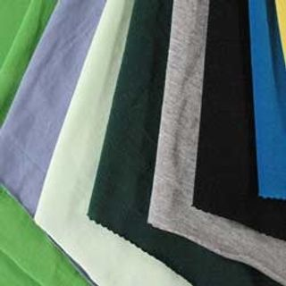 130 - 200 GSM, Cotton, Greige, Dyed, Single Jersey