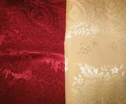 300 gsm, 100% Cotton, 80% Cotton / 20% Polyester , Dyed, Satin