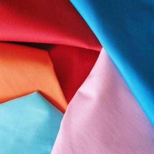 65 -75 GSM, 35% Cotton / 65% Polyester, Dyed, Plain