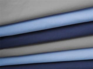 200 GSM, 74% Polyester / 22% Rayon / 4% Spandex, Dyed, Twill