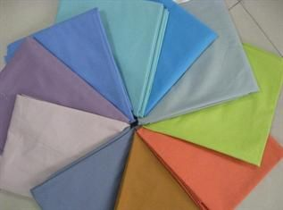 150 - 200 GSM, Polyester / Cotton (65/35), Dyed, Yarn Dyed, Plain, Satin, Twill